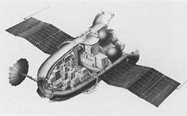 Космический корабль Зонд