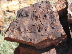 Осадочная структура, найденная в Западной Австралии