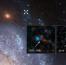 Снимок сверхновой SN 2012Z, в спиральной галактике NGC 1309
