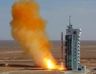 Старт РН Long March 4C со спутником Yaogan XX на борту