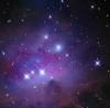Созвездие Орион одно из самых красивых и узнаваемых созвездий на небе.