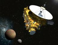 New Horizons подошел к Плутону